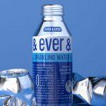 La Bouteille réutilisable Ever & Ever et son emballage social