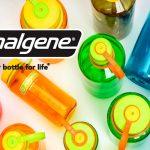 Bouteilles en plastique Tritan par Nalgene