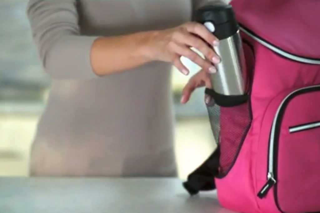 Bouteille Thermos Funtainer