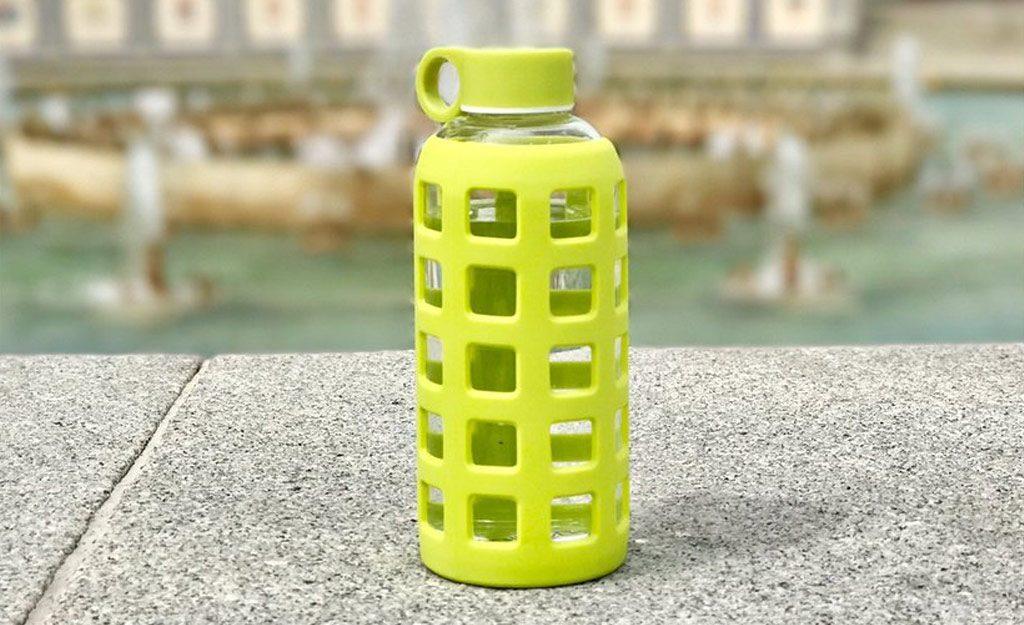 bouteille en verre réutilisable Purifyou