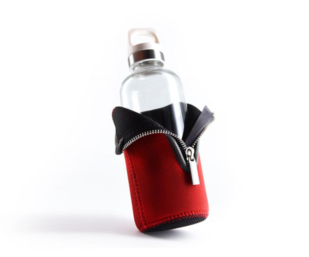 Bouteille d'eau en verre SIGG Stella