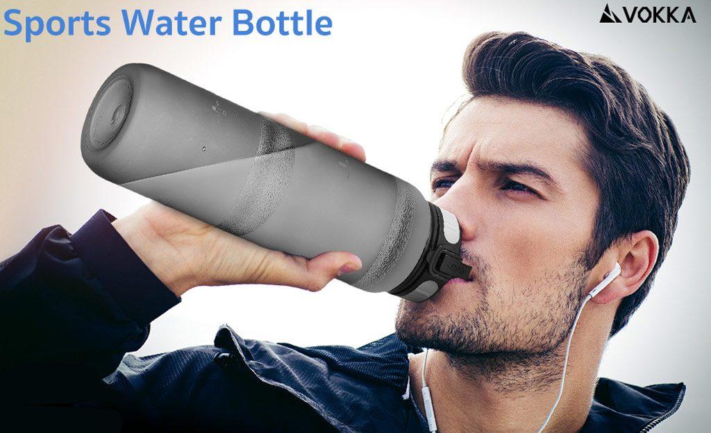 Bouteille d'eau VOKKA Sport