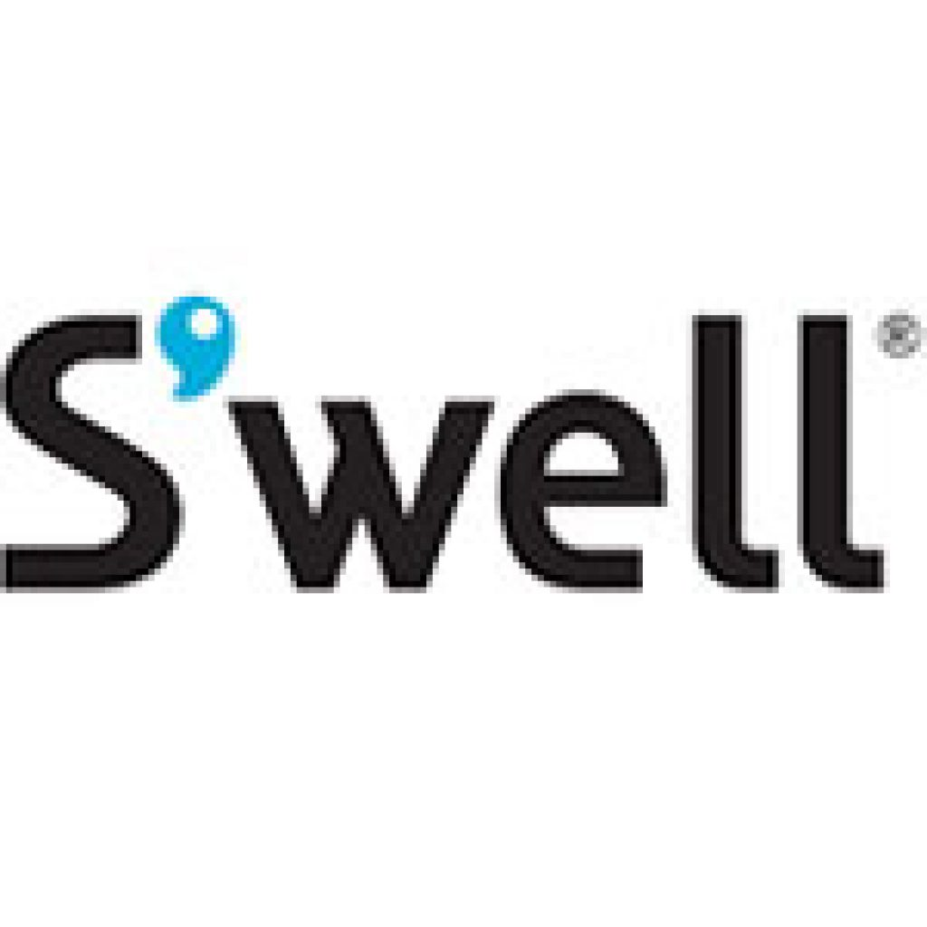 Logo bouteille isotherme S'well