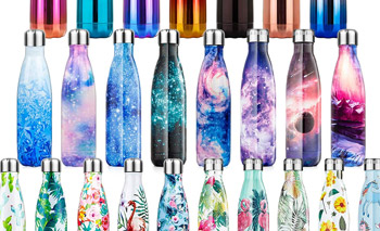 Promotion Lalafancy bouteille d'eau isotherme